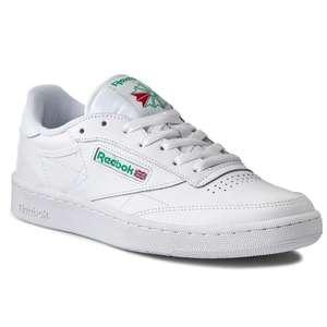Zapatos Reebok Club C 85 AR0456 White/Green
