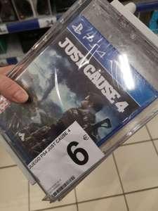 Just Cause 4 PS4 - Madrid Carrefour La Gavia