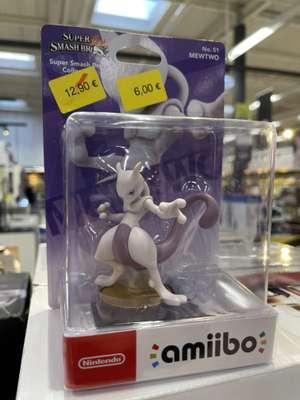 Amiibo Mewtwo (Carrefour Zaraiche, Murcia)