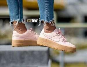 Nike AIR FORCE 1 SAGE LOW LX TALLA 38