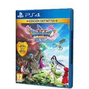 Dragon Quest XI S Edición Definitiva PS4 (español)