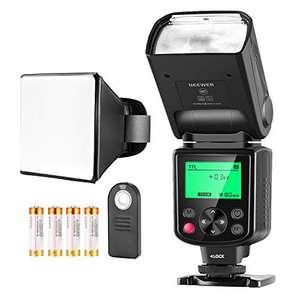 Flash Neewer NW635 TTL GN58 compatible con cámaras Sony
