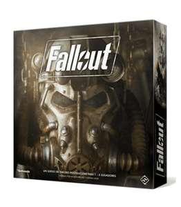Vuelve Juego Tablero Fallout