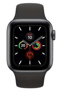 Apple Watch 5 44mm GPS + celular Negro Correa deportiva - Con tarifa plana ECI