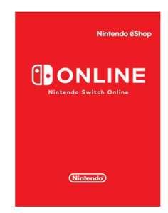 Nintendo Switch Online Individual 12 meses