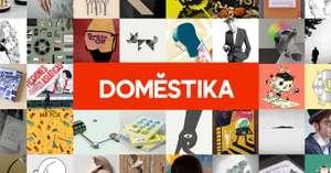300 Cursos de Domestika sobre 10€ (72 HORAS)