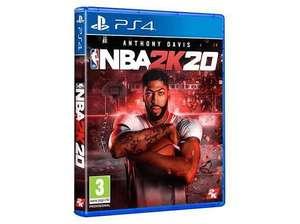 NBA 2k20 para PS4