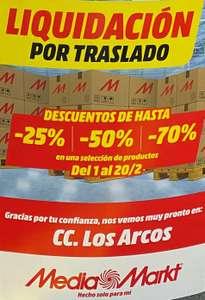 Liquidación por traslado (Solo Sevilla)