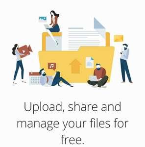 Letsupload: consigue 100 GB de almacenamiento en la nube gratis