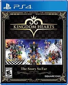 Kingdom Hearts: The Story So Far ( 9 juegos) Importación Francesa