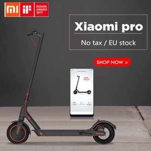 Patinete Xiaomi m365 Pro (Ali PLAZA, envío desde España)