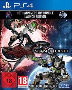 Bayonetta & Vanquish 10th Anniversary Bundle Limited Edition [PlayStation 4] (Importación alemana en castellano)