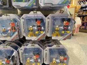 Figuras Disney Pluto+ Mickey (Disney Store Murcia)