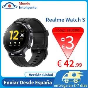 Realme Watch S desde España