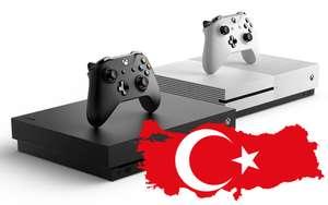 Los mejores precios turcos para Xbox ONE (Pre-ventas)