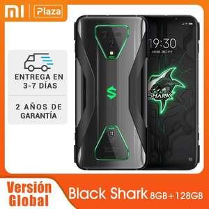 Black Shark 8/128 a 331€ desde China y 345€ desde España