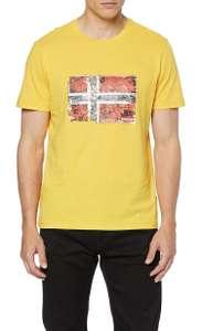 Camiseta hombre Napapijri Talla XXL