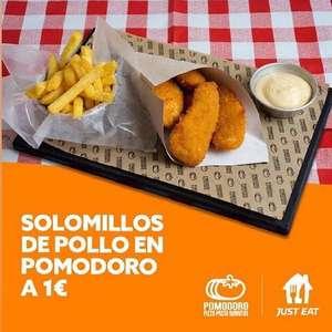 Solomillos de Pollo a 1€ en Pomodoro