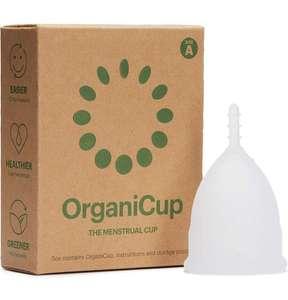 Copa menstrual OrganiCup sólo queda talla XS