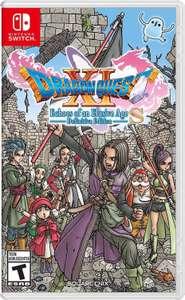 Dragon quest xi Ecos de un pasado perdido Switch