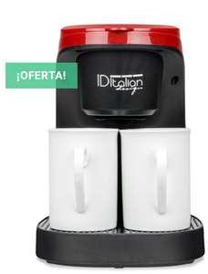 Cafetera id italian ( incluye 2 tazas)