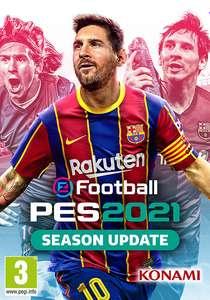 (PC) eFootball PES 2021
