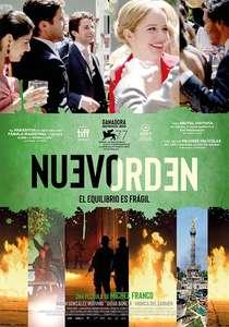 """Preestreno online película """"Nuevo Orden"""" GRATIS"""