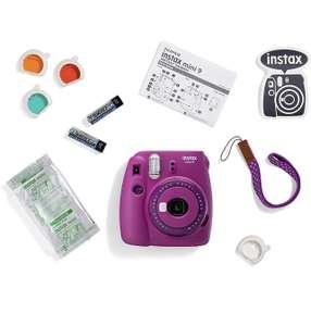 Fujifilm Instax Mini 9 con 10 disparos y 3 filtros