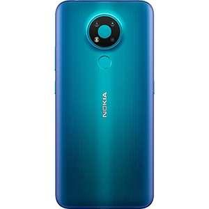 Nokia 3.4 (6,39'' HD+, 3GB RAM, 64GB ROM, Cámara 13MP y 15MP, Batería 4000 mAh , Qualcomm Snapdragon 460)