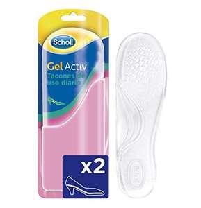 Scholl Plantillas, zapatos de tacón diario con tecnología Gel Activ