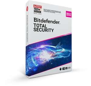 Bitdefender 2021 GRATIS 6 Meses (5 dispositivos, Cuentas Nuevas)
