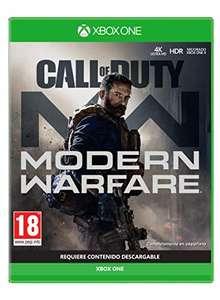 COD Modern Warfare Xbox