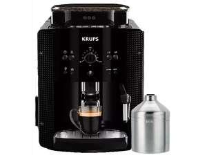 Cafetera superautomática Krups EA81M8, 15 bares, 1.7 L con Espumador de leche por 271,89 €