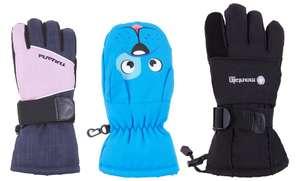 Rebajas en guantes de esquí