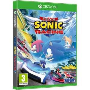 Team Sonic Racing Xbox One/Xbox Series X