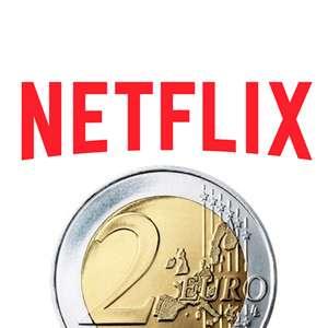 Netflix barato 2€ al mes [FUNCIONA]
