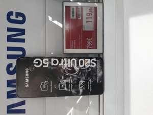 Samsung s20 ultra 5g en Carrefour con cupón de 119€