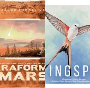 Terraforming Mars + Wingspan