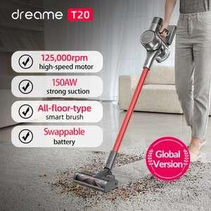 Dreame T20 desde España por 236,5€ o Dreame V11 por 229,69€ (más baratas con monedas)