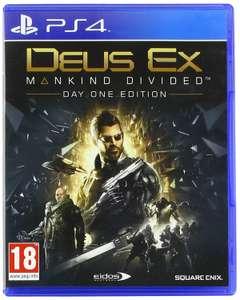 Deus Ex Day One Edition (PS4)