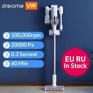 Xiaomi Dreame V9P desde Europa