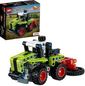 LEGO Technic - Juguete de Construcción 2 en 1, Transfórmalo en una Cosechadora y Cortadora