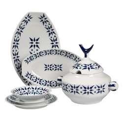Vajillas de porcelana Sargadelos al 40%