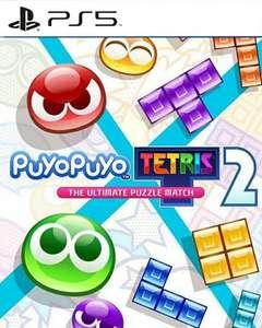 Puyo Puyo Tetris 2 - PS5 (Amazon y Mediamarkt)