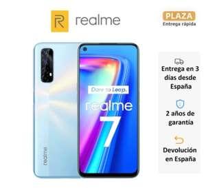 Realme 7 4/64GB desde España (Aliexpress Plaza) por 147€