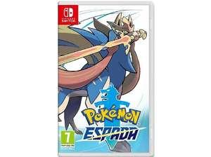 Pokémon Espada Nintendo Switch - Ebay