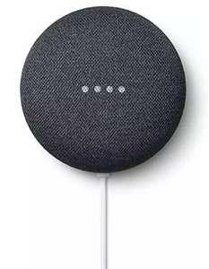 Google Nest Mini 2ª Generación solo 19.9€