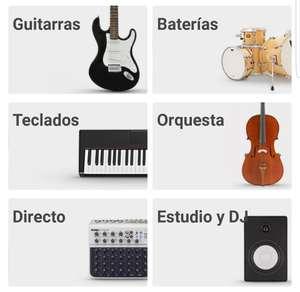 Ofertas de Liquidación Gear4music. Instrumentos seminuevos o descatalogados a buen precio.