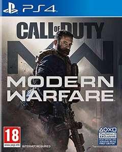 Call of Duty: Modern Warfare PS4, Acción (Socios Fnac: 25,49€)