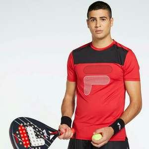 Fila Cruz Camiseta Tenis Hombre